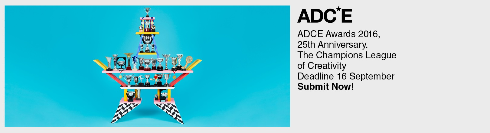Prijave za 25. ADC*E nagrade so odprte!