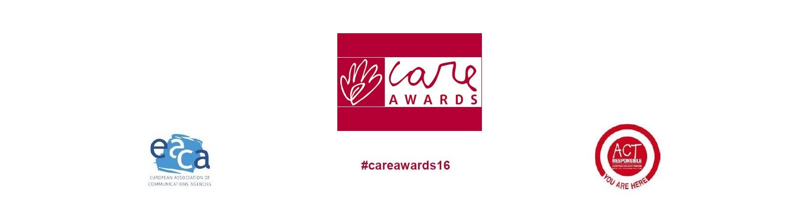 Prijave na The Care Awards 2016 so odprte!